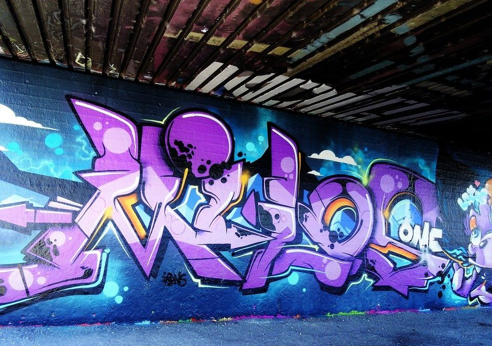 Le graffiti est-il un art ou du vandalisme ?