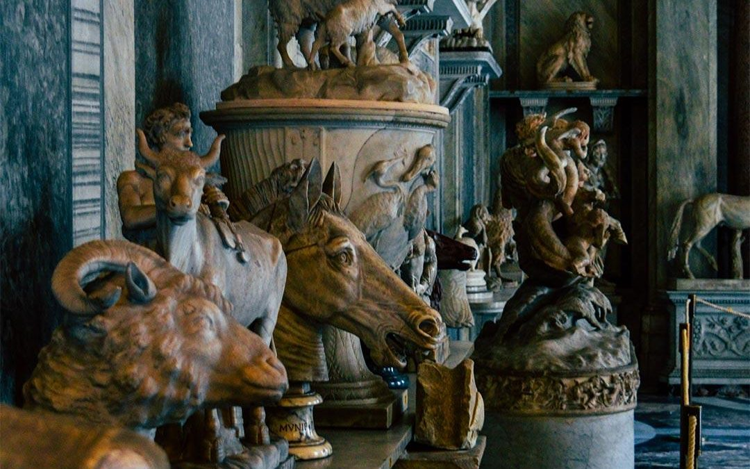 5 conseils pour mettre en valeur une sculpture d'art chez soi.