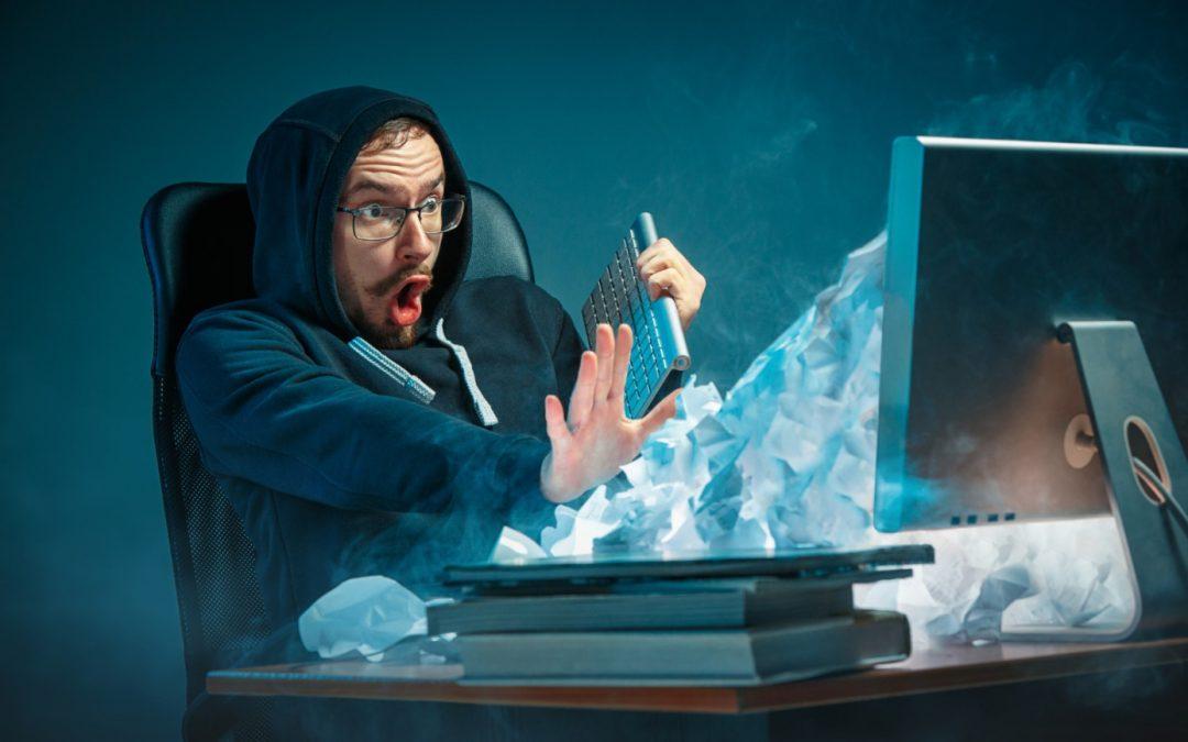 Comment réparer un ordinateur en surchauffe