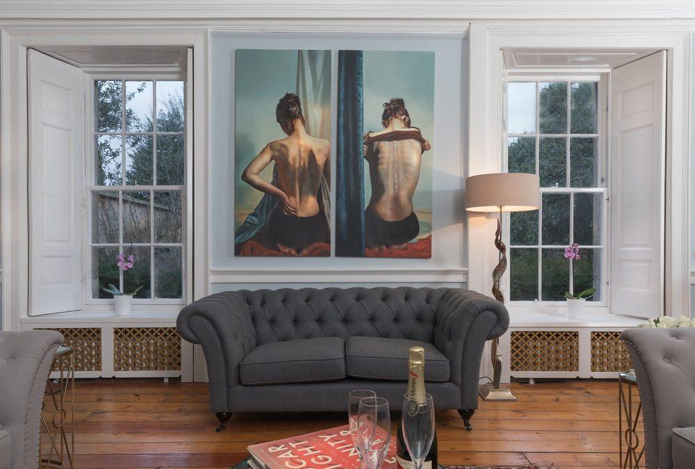 Comment intégrer l'art dans votre décor, sans tomber dans l'effet « musée » ?