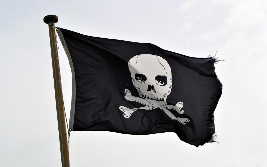 Quelques faits méconnus sur les Drapeaux Pirates dit Jolly Roger